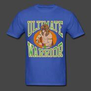 Ultimate Warrior Vintage Shirt