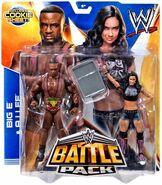 WWE Battle Packs 28 AJ Lee & Big E Langston