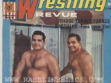 Wrestling Revue - September 1969