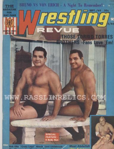 Wrestling Revue - September 1969