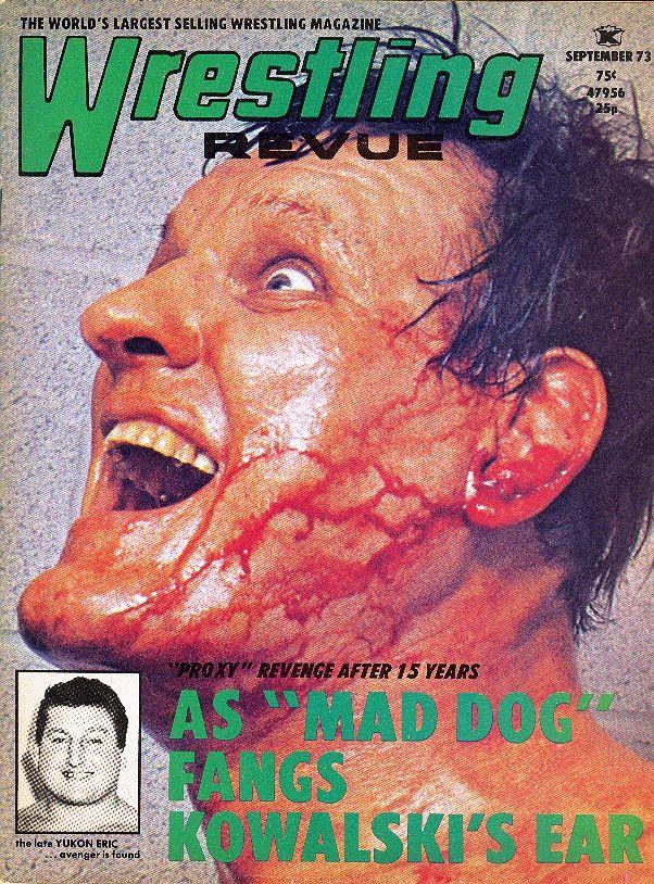 Wrestling Revue - September 1973