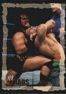 2004 WWE Chaos (Fleer) Rhyno 15