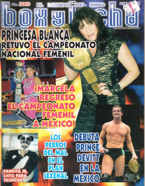 Box y Lucha 3069