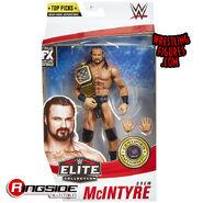Drew McIntyre (WWE Elite Top Picks 2022)