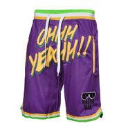 Macho Man Randy Savage Ohhh Yeahh Shorts