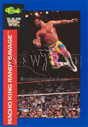 1991 WWF Classic Superstars Cards Randy Savage 16