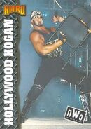 1999 WCW-nWo Nitro (Topps) Hollywood Hogan 33