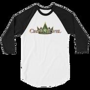 Crown Jewel Logo Sleev Raglan T-Shirt