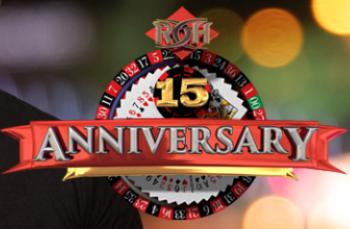 ROH 15th Anniversary Show