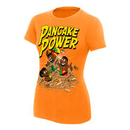 The New Day Pancake Power Women's Authentic T-Shirt