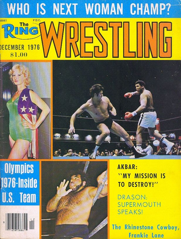 The Ring Wrestling - December 1976