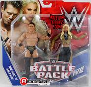 WWE Battle Packs 46 Miz & Maryse