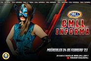 CMLL Informa 2-24-21