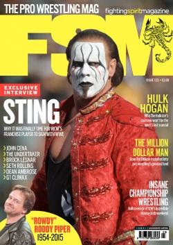 Fighting Spirit Magazine 123