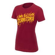 Lars Sullivan NXT Women's Authentic T-Shirt