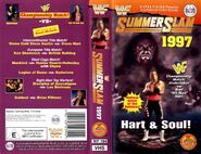 SummerSlam 1997 DVD