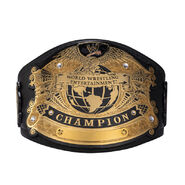 WWE Undisputed Championship Replica Title (Version 2)