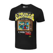 WrestleMania 36 John Cena vs The Fiend Bray Wyatt Match Up T-Shirt