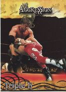 2003 WWE Aggression Triple H 41