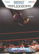 2012 TNA Impact Wrestling Reflexxions Trading Cards (Tristar) Jeff Hardy 78