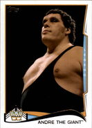2014 WWE (Topps) Andre The Giant 96