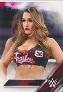 2016 WWE (Topps) Nikki Bella 34