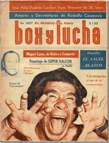 Box y Lucha 1007