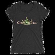 Crown Jewel Logo Women's Tri-Blend T-Shirt
