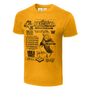 Hulk Hogan Fanzine Graphic T-Shirt