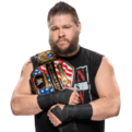 Kevin Owens WWE United States Championship 2017