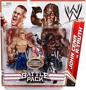 WWE Battle Packs 13 John Cena & R-Truth