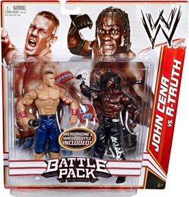 WWE Battle Packs 13
