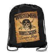 WrestleMania 37 Drawstring Bag