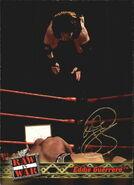 2001 WWF RAW Is War (Fleer) Eddie Guerrero 40