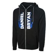 Daniel Bryan Yes is Back Full Zip Hoodie Sweatshirt