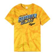 SummerSlam 2021 Welcome to SummerSlam Tie-Dye T-Shirt