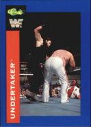 1991 WWF Classic Superstars Cards Undertaker 106