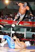 CMLL Sabados De Coliseo (April 21, 2018) 17