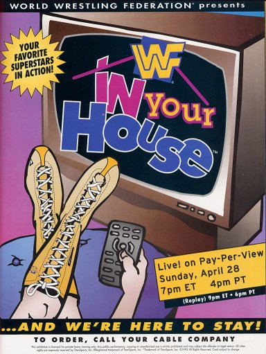 In Your House 7: Good Friends, Better Enemies