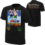 John Cena 8-Bit T-Shirt