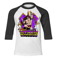 Ultimate Warrior Raglan T-Shirt