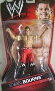 WWE Series 12 Evan Bourne