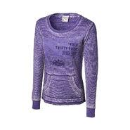 WrestleMania 34 Purple Long Sleeve Thermal T-Shirt