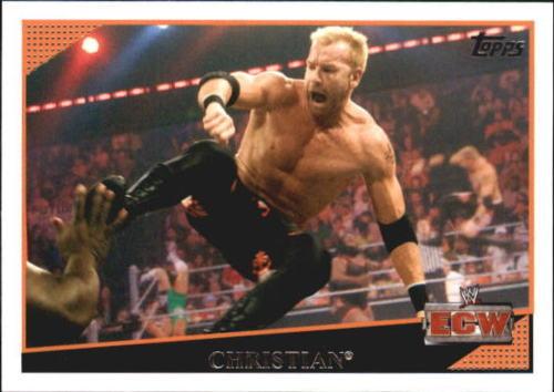 2009 WWE (Topps) Christian (No.17)