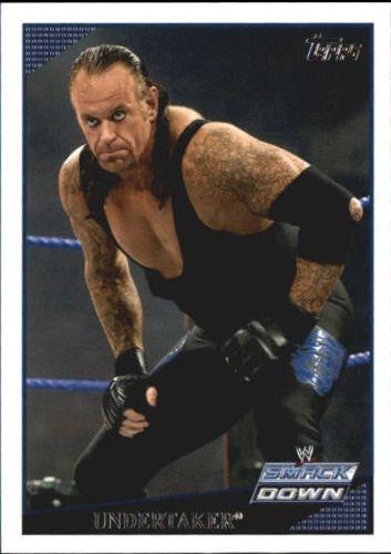 2009 WWE (Topps) Undertaker (No.11)
