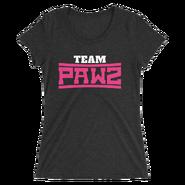 Kevin Owens & Natalya MMC Team Pawz Women's Tri-Blend T-Shirt