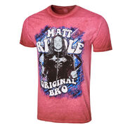 Matt Riddle Original Bro Mineral Wash T-Shirt