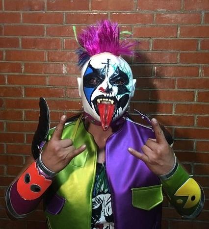 Mini Psycho Clown