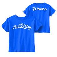 Ric Flair The Nature Boy Toddler T-Shirt