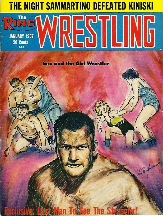 The Ring Wrestling - January 1967